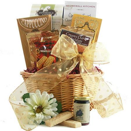 Breakfast Delight Breakfast Gift Basket (Breakfast Basket)