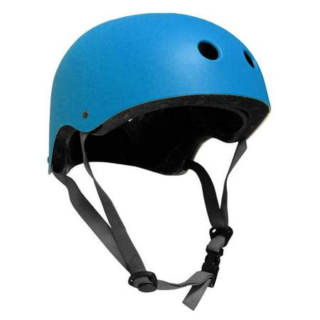 CPSC Skateboard Fitness Inline Helmet ADULT OSFA CYAN