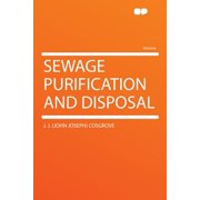 Sewage Purification and Disposal