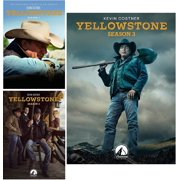 Yellowstone The Complete Series Season 1-3 DVD ANGLAIS UNIQUEMENT