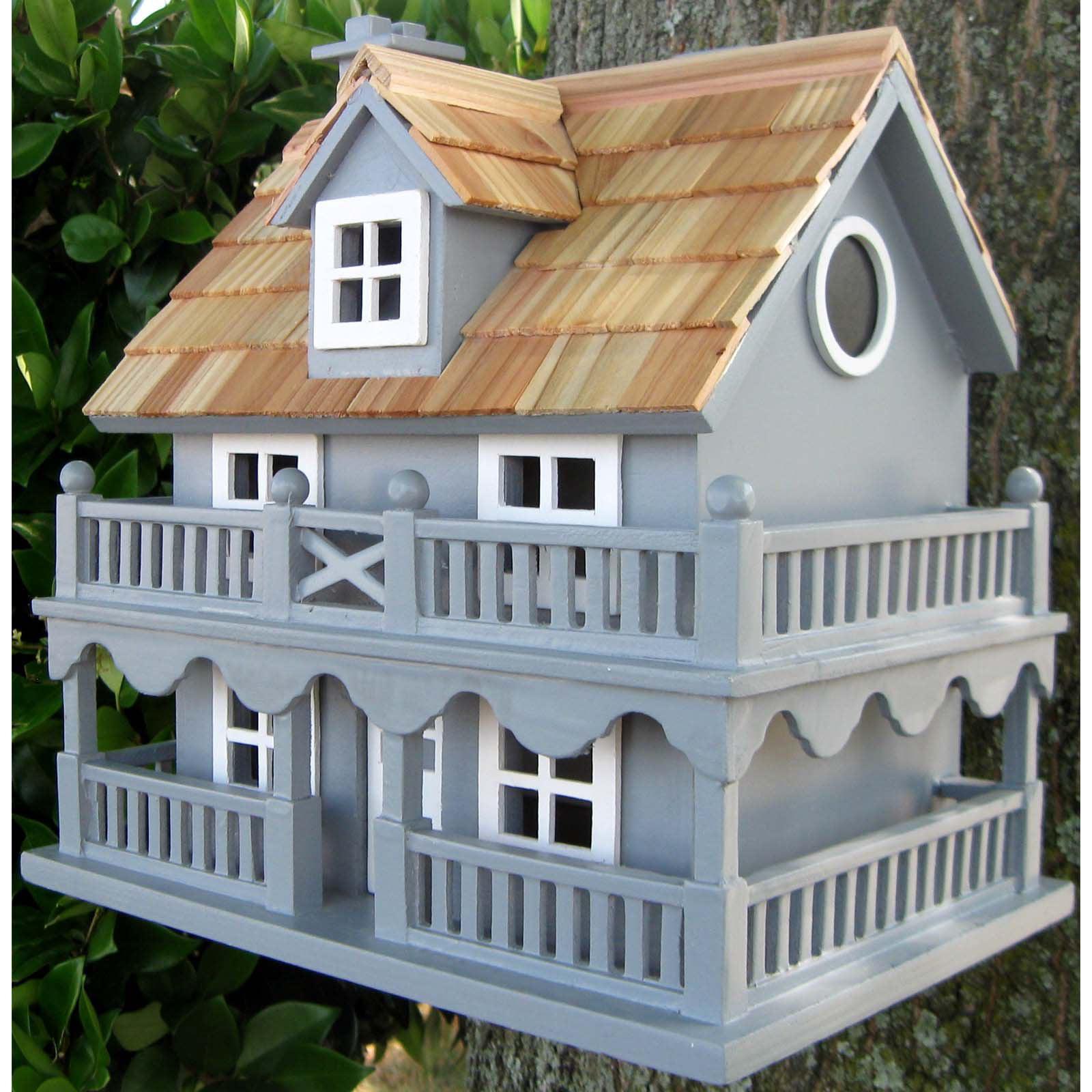 Home Bazaar Novelty Cottage Birdhouse by Bird Houses