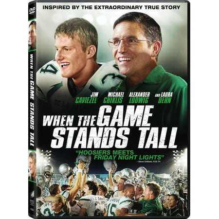 When The Game Stands Tall  Dvd   With Instawatch