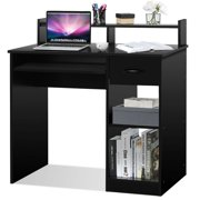 Gymax Computer Desk PC Laptop Table WorkStation Home Office Study Furniture w/ Drawer