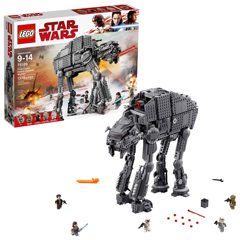 Lego Star Wars TM First Order Heavy Assault Walker 75189 by LEGO System Inc