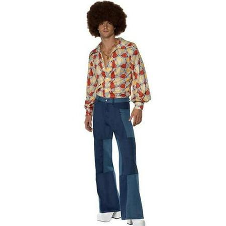 1970s Retro Adult Costume - Large