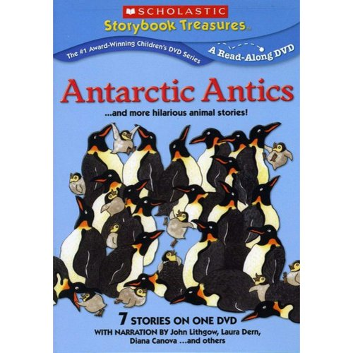 Antartic Antics... And More Hilarious Animal Stories (Full Frame)