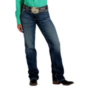 Cinch Western Jeans Womens Ada Relaxed Denim Medium Wash MJ80552071