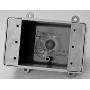Carlon E9801 1g Blank Fs Box W/mnt