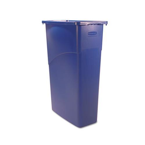 Rubbermaid-Blue 23 Gallon Waste Container 23 Gallon RCP3540BLU