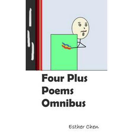 Four Plus Poems Omnibus - eBook