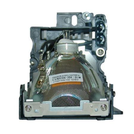 Lutema Platinum for Sharp BQC-XGC50X/1 Projector Lamp with Housing (Original Philips Bulb Inside) - image 4 de 5