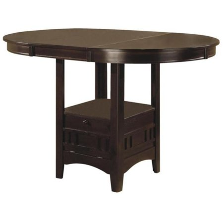 Coaster Company Lavon Counter Height Dining Table, Multiple Finishes Height Maple Finish Dining Table