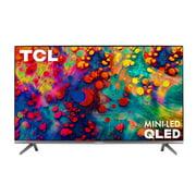 "TCL 75"" Class 6-Series 4K UHD Mini-LED QLED Dolby Vision HDR Roku Smart TV – 75R635"