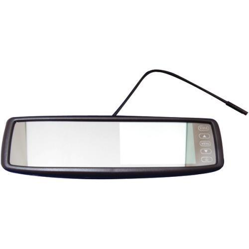 "SV-9153 4.3"" OEM Replacement-Style Rear View Mirror Monitor"