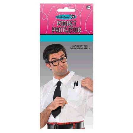 Pocket Protector Nerd Geek 50s - Cheap 50s Costumes