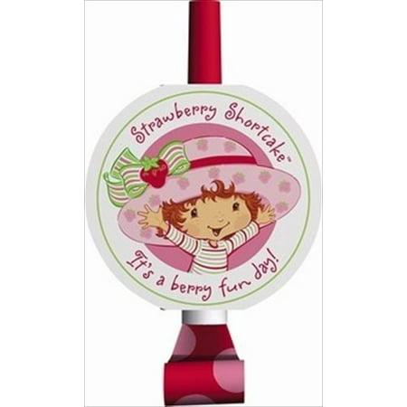 Strawberry Shortcake Blowouts / Favors (8ct)