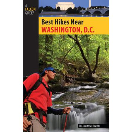 Best Hikes Near Washington, D.C. - eBook