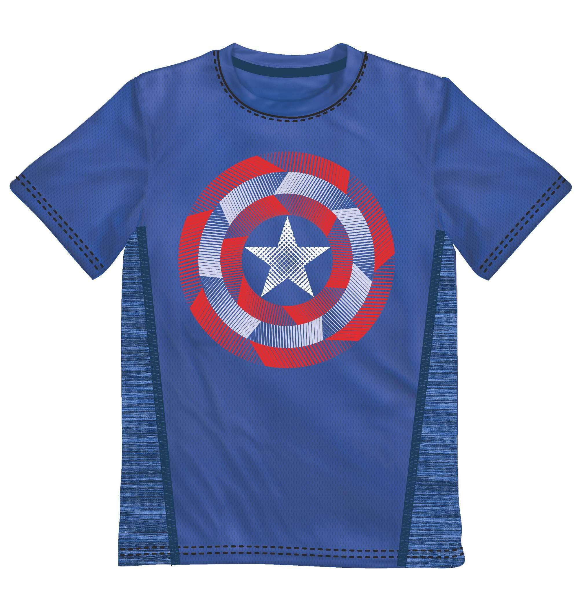 Boys' Active Poly T-shirt