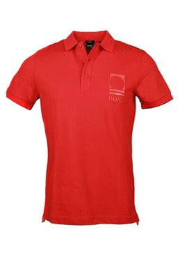 4efc3c91 Product Image Hugo Boss Boss Orange Men's World Cup Soccer Country Polo  Shirt, Spain, Small