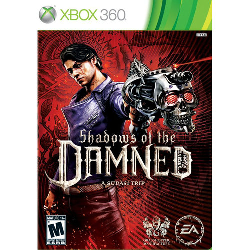 Shadows of the Damned: XBOX 360