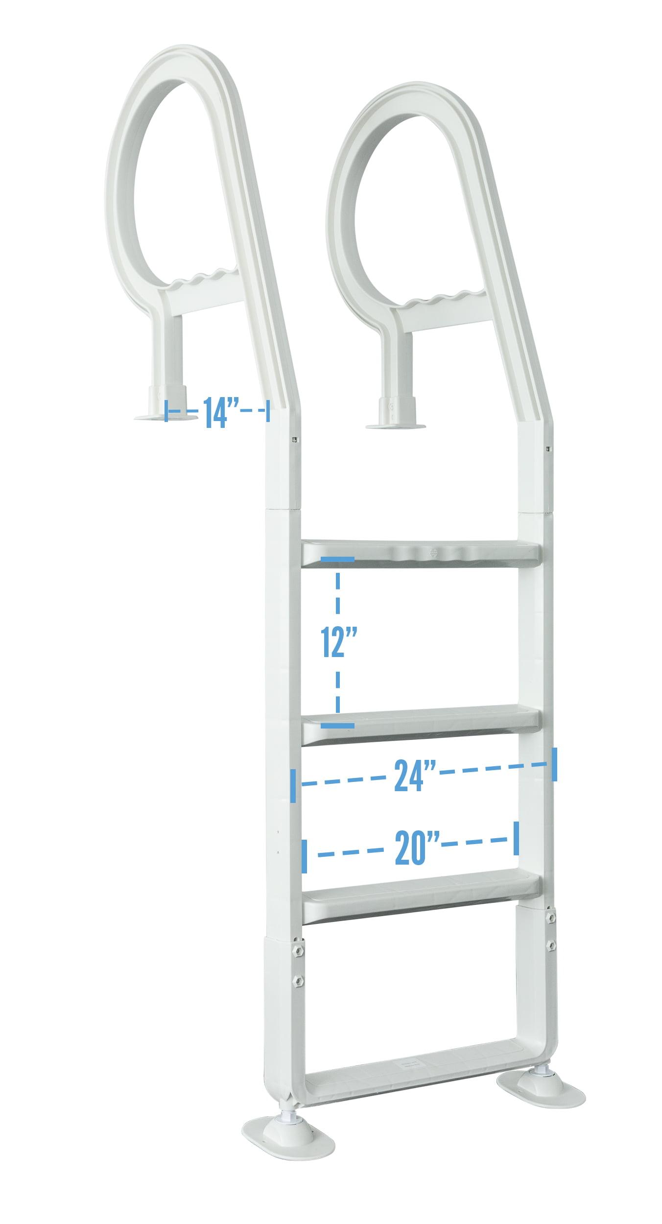 Above Ground Pool Ladder above ground pool ladders