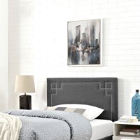 Modway Josie Nail Button Accent Headboard, Multiple Sizes and Colors