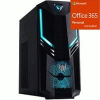 Acer Predator Orion 3000 Predator PO3-600 Gaming Desktop Com + Office 365 Bundle