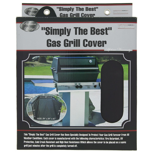 Mr. Bar-B-Q Grill Cover, Medium by Mr. Bar-B-Q, Inc.
