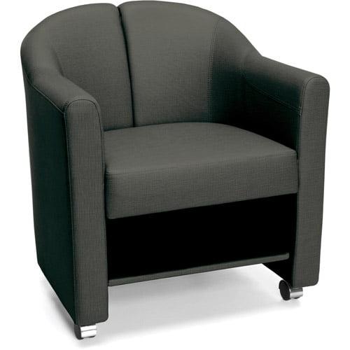 Mobile Club Chair, Black