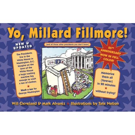 Yo Millard Fillmore! (and All Those Other Presidents You Don't