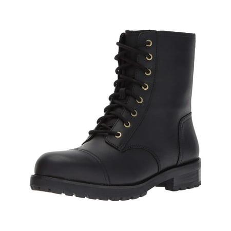 Ugg Australia Womens Kilmer Suede Round Toe Mid-Calf Combat Boots ()