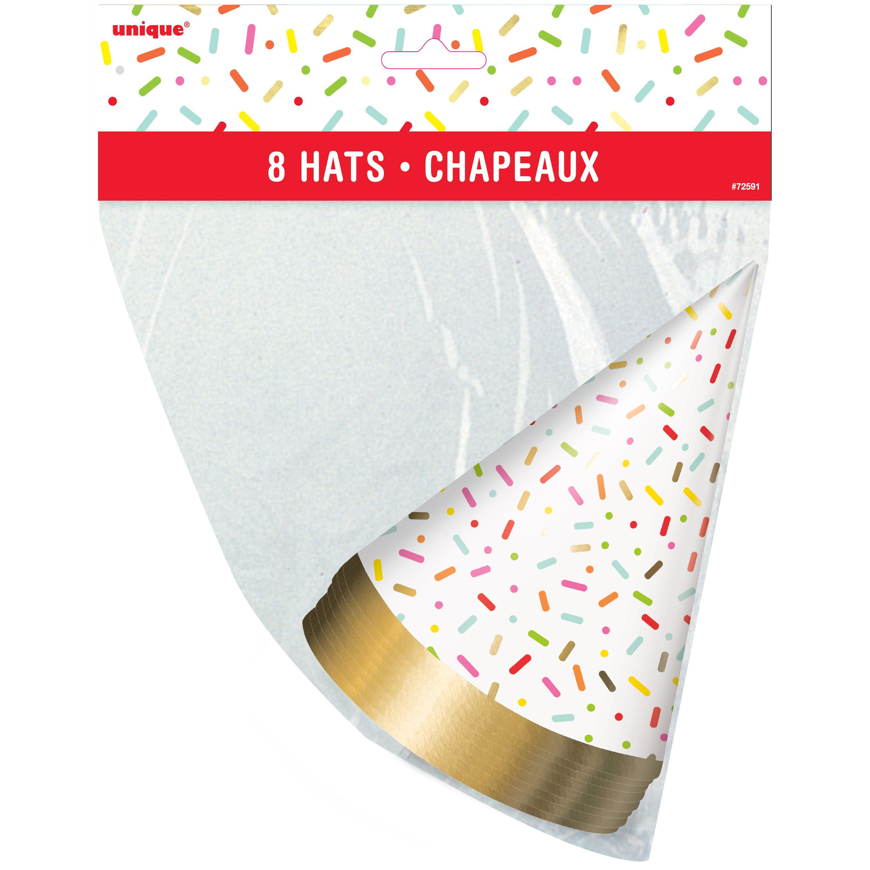 184b4e37cf8 Donut Party Hats