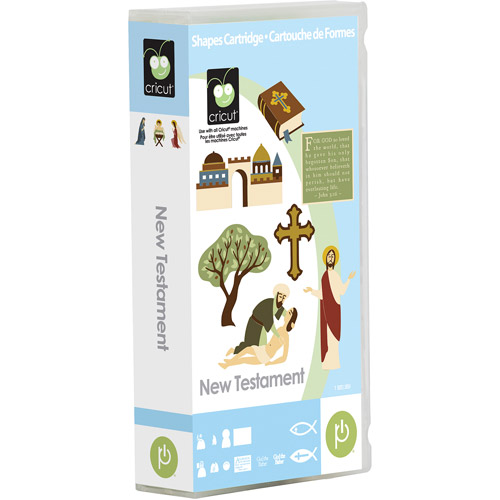 Cricut New Testament Cartridge