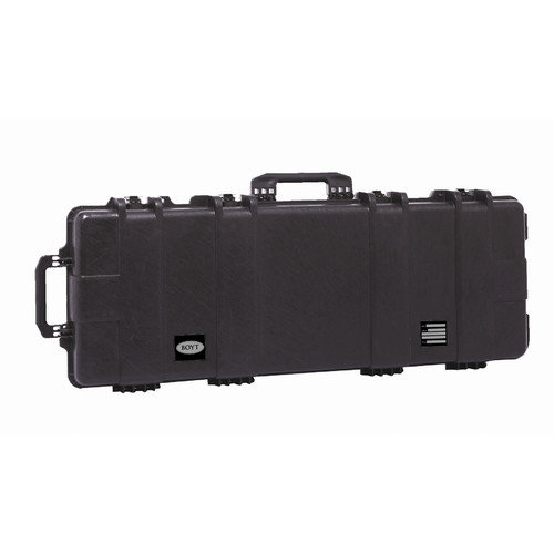 Boyt Harness H1 Compact Tactical Rifle Case 36.5x15x6in, Black - 40061