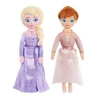 Disney Frozen 2 Small Plush - Anna & Elsa