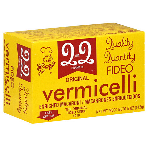 Q & Q Original Fideo Vermicelli, 5 oz, 48ct (Pack of 48)