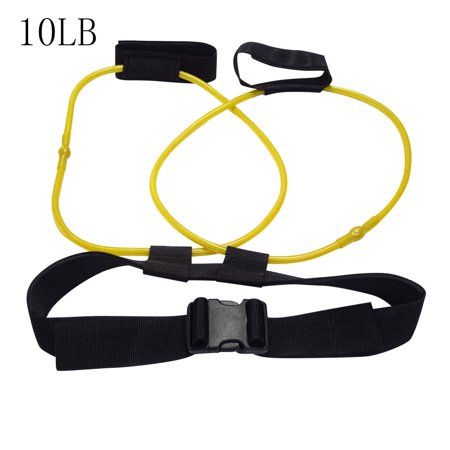 Tuscom Booty Building Band Workout Resistance Band with Adjustable Belt 4 Adaptable Levels of Resistance Ideal Resistance Bands for Legs and Butt Fast Visible