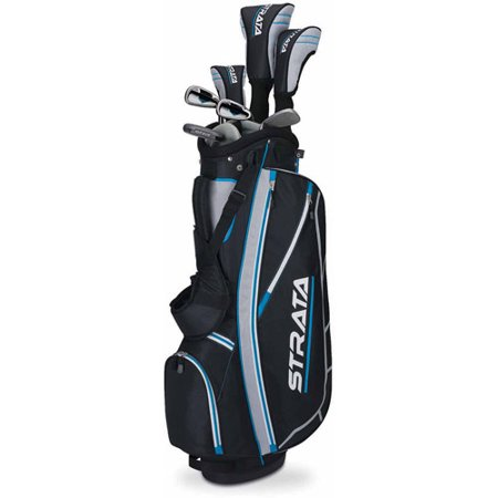 Callaway Women's Strata Complete 11-Piece Women's Golf Club Set with Bag