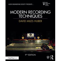 Audio Engineering Society Presents: Modern Recording Techniques (Paperback)