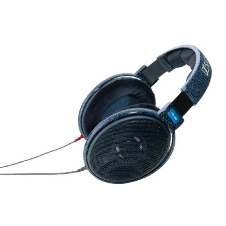 Sennheiser HD 600 Open Back Professional Headphone by