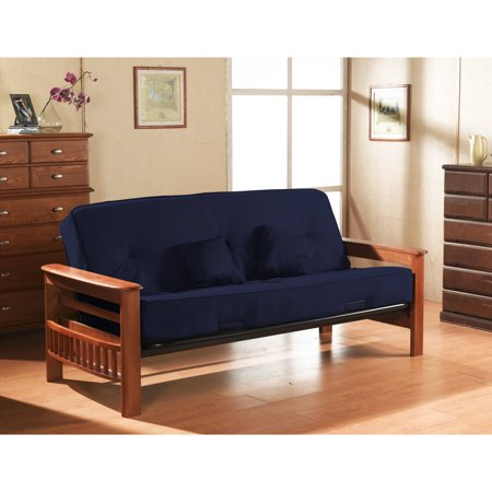 Providence 8″ Pocket Coil Futon Mattress with Frame