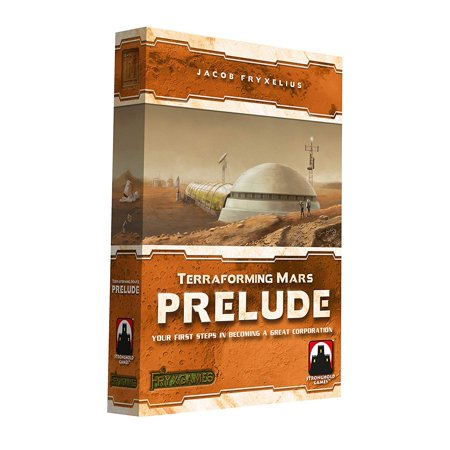Terraforming Mars Prelude, 1 to 5 players By Stronghold (The Best Stronghold Game)
