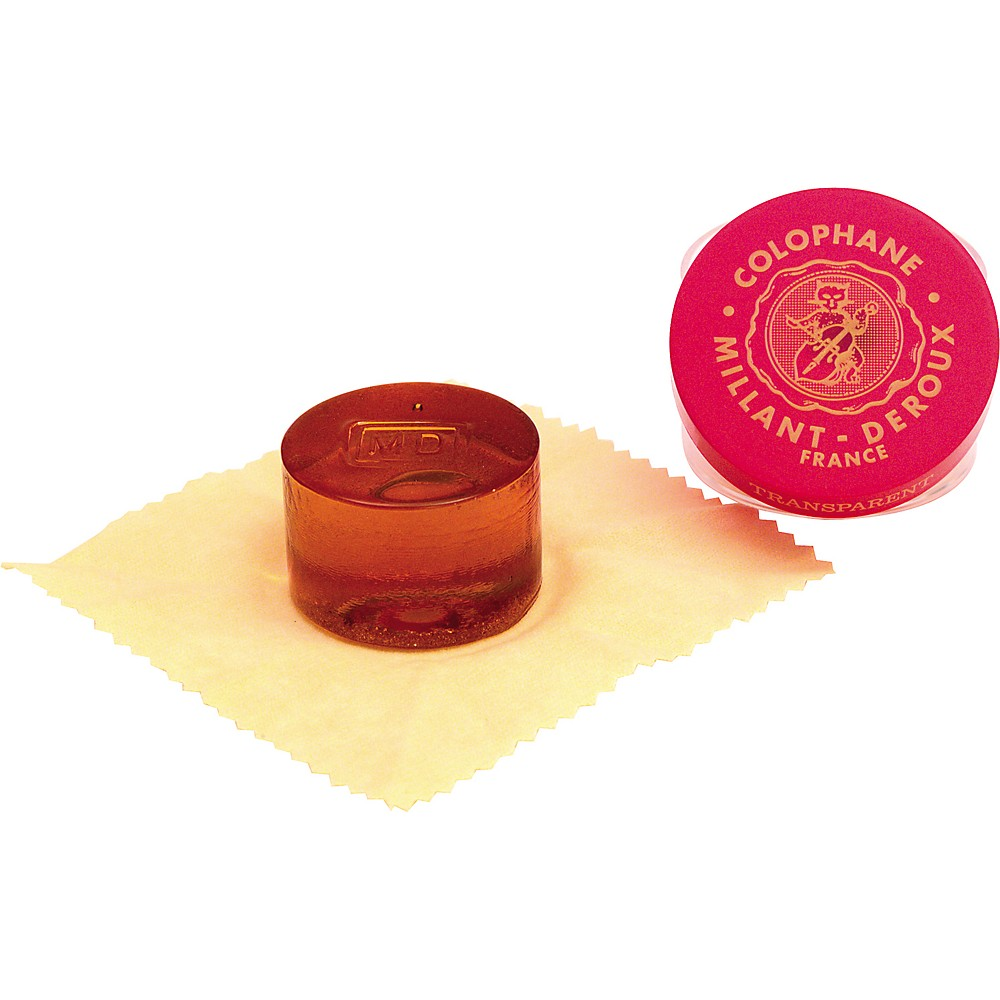 The String Centre Millant Deroux Rosin Gold and Silver