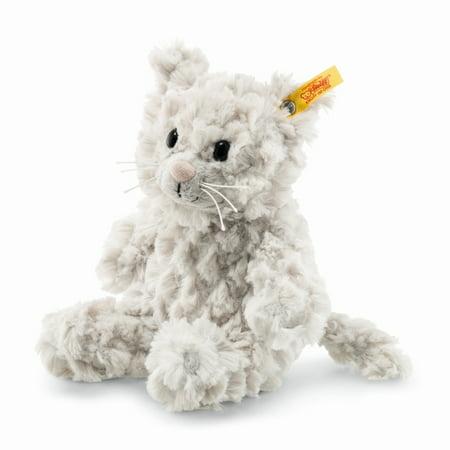 Steiff Whiskers Cat Soft Cuddly Friends Plush Teddy Bear EAN
