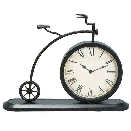 EC World Imports Table Clock by ecWorld