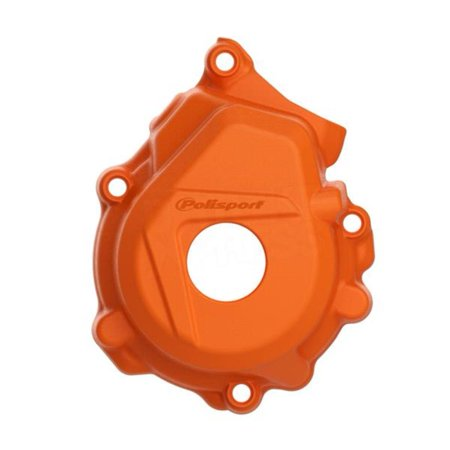 Polisport Ignition Cover Protector - Orange 8461400002