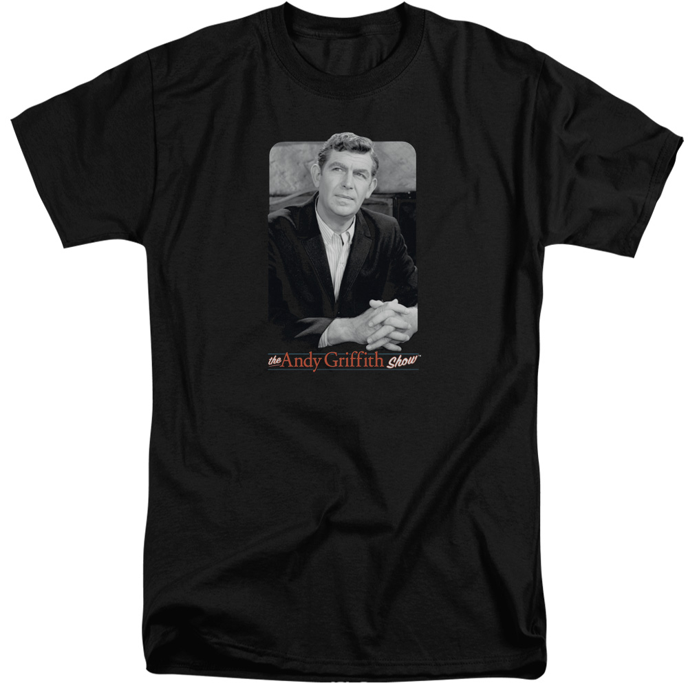Andy Griffith Classic Andy Mens Big and Tall Shirt