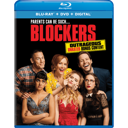 Blockers (Blu-ray + DVD + Digital)