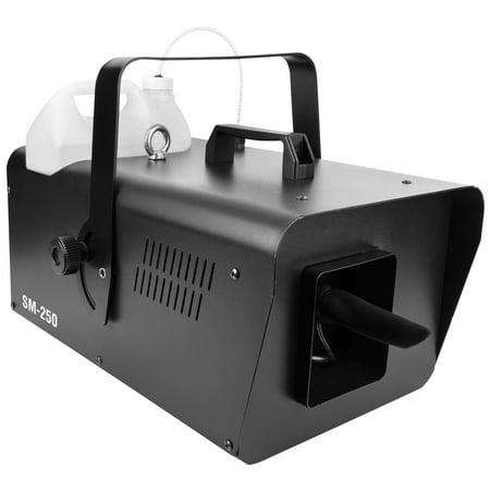 Chauvet DJ Atmospheric Effect High Output Snow Machine with Wired Remote | - High Output Snow Machine