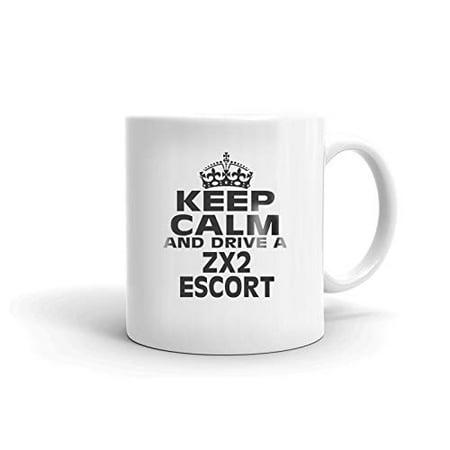 FORD ZX2 ESCORT Keep Calm and Drive Coffee Tea Ceramic Mug  Office Work Cup Gift 11